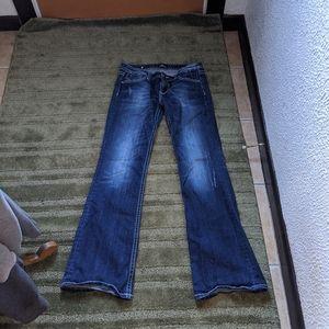 Berock express bootcut jeans